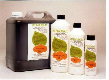 NITROSOL - Natural organic plant food